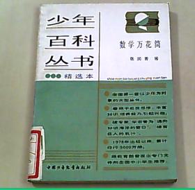 少年百科丛书精选本: 数学万花筒