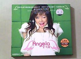 VCD碟片.光盘-安又淇首张同名唱片