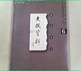 文教资料 2001年第6期