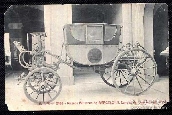 ◆ 外国明信片优选 --------------- 古董车老爷车