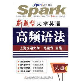 正版二手 高频语法 毛荣贵 吉林出版集团有限责任公司 9787546320847