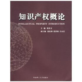 正版二手 知识产权概论 葛洪义 华南理工大学出版社 9787562332671