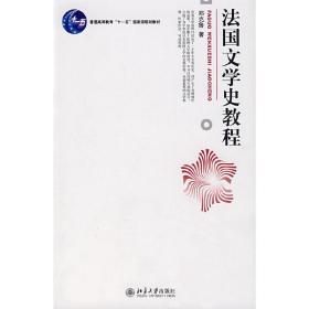 正版二手 法国文学史教程 郑克鲁 北京大学出版社 9787301121443