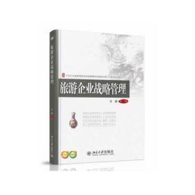 正版二手 旅游企业战略管理 王慧 北京大学出版社 9787301236048