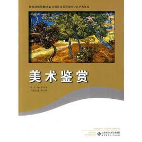 正版二手 美术鉴赏 孙华岚  李中会 北京师范大学出版社 9787303095100