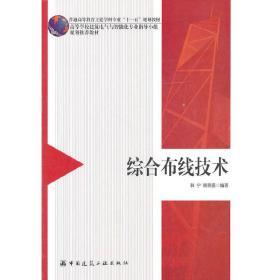 正版二手 综合布线技术 韩宁 中国建筑工业出版社 9787112129133