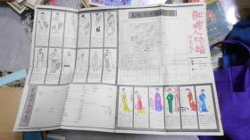 红楼人物谱(8开4页与报纸相同)B4