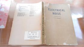 英文版:电噪声(缺少封底,余好)051230