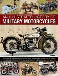 【包邮】图说军用摩托车的历史 Illustrated History Of Military Motorcycles