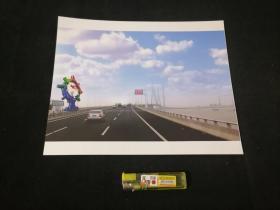 照片:世界之星(苏通大桥)