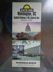 3种美国戴斯酒店 80-90年代