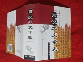 两汉大文学史(赵明/等著)精装本 大32开1155页 98年1版1印