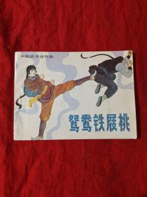 鸳鸯铁屐桃(中国武术连环画)