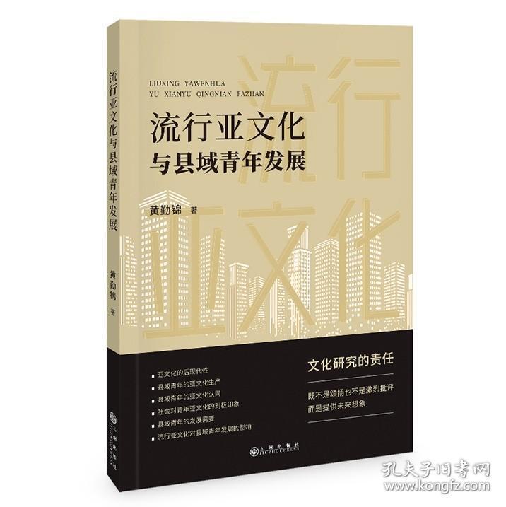流行亚文化与县域青年发展