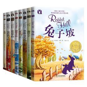 【正版】国际儿童文学奖系列(套装全8册)