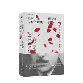 【正版】想象一朵未来的玫瑰 费尔南多佩索阿葡萄牙作家 欧洲现代主义外国诗歌文学