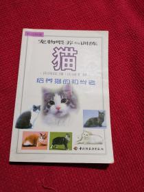 宠物喂养与训练 猫