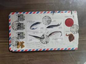 国际航空信件沈阳寄意大利实寄