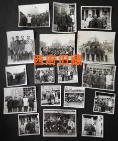 七八十年代,四川德阳东方锅炉厂老照照片17张