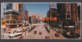 九十年代,贵阳延安东路街道老照片