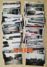 1995年,成都市府南河改造期间,成都中道街周边及修建玉双路大桥老照片84张,非常珍贵的成都城市变迁的地方影像文献
