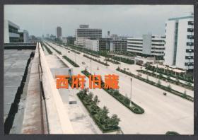 八十年代,成都街道老照片