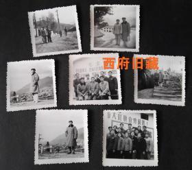 文革时期老照片7张,可能也是在雅安