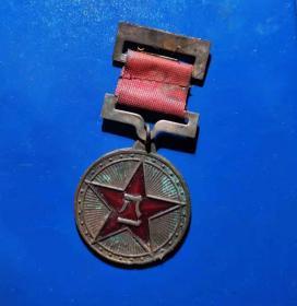 中国人民共和国解放奖章