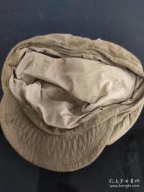 红军帽子(胶东) 抗战物品 怀旧收藏75