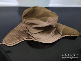 《50年代早期解放军帽子》 保真包老 抗战收藏41
