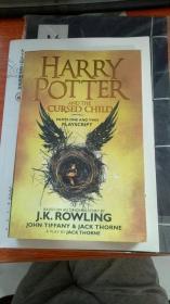 哈利波特8 哈利波特与被诅咒的孩子 英文原版Harry Potter 8 JK 罗琳-