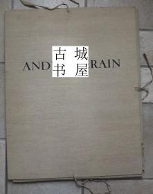 稀缺 , 《 1935 年至 1949 年间收藏安德烈·德朗的的讽作品 》8幅超大开版 66 x 52 厘米  1970年出版