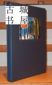 稀缺 《 布鲁克·鲁伯特诗选  》埃德·克鲁兹插图, 精装24开,约2015年出版