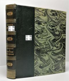 稀缺 《 著名天文学家拉普拉斯作品-- 宇宙体系论 》  约1835年出版