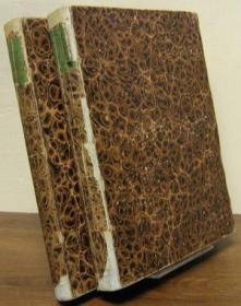 稀缺版《拉普拉斯的天之力学  》 约1800年出版,