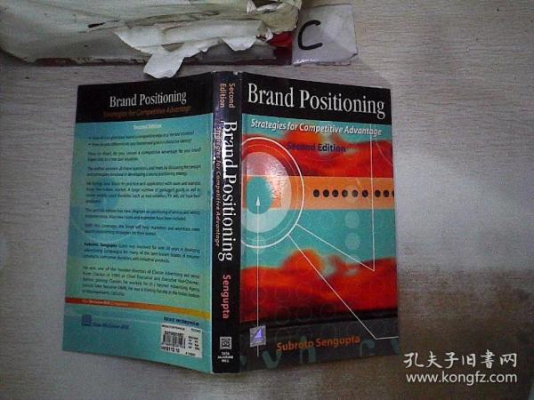 BrandPositioning:StragiesforCompetitiveAdvantage