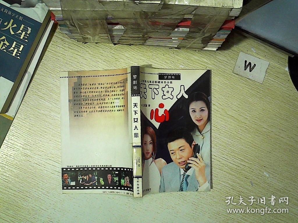 天下女人心:二十四集电视连续剧同名小说...