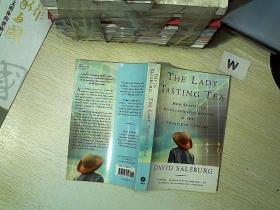 The Lady Tasting Tea:How Statistics Revolutionized Science in the Twentieth Century