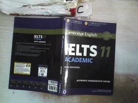 新东方•剑桥雅思官方真·题集11:学术类,。。