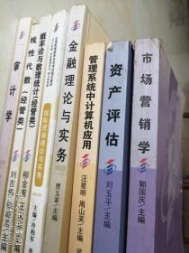自考教材 审计学(2009年版)自学考试教材