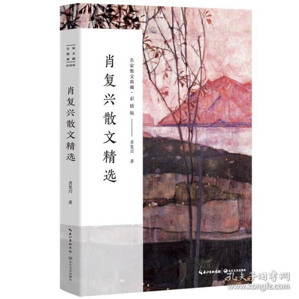 肖复兴散文精选(名家散文典藏·彩插版)