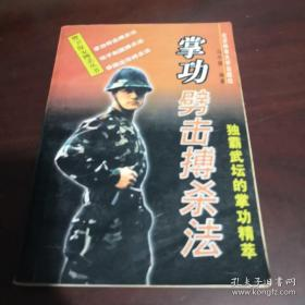 警卫保安搏杀丛书-掌功劈击搏杀法-独霸武坛的掌功精萃