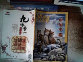 博物-2018-总第169期-01 中国小猫