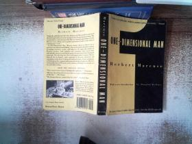 One-Dimensional Man:Studies in the Ideology of Advanced Industrial Society书脊有破损
