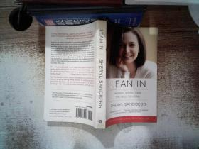LEAN IN:WOMEN, WORK, AND THE WILL TO LEAD