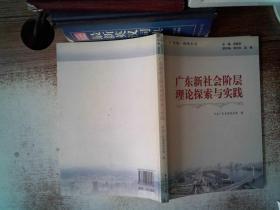 廣東新社會階層理論探索與實踐
