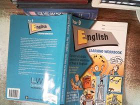 English LEARNING WORKBOOK Year9