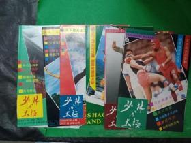 少林与太极1992年1-6双月刊