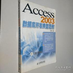 Access2003数据库开发典型范例
