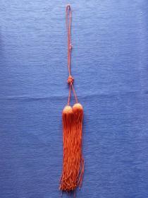 晚清民国纯手工编织中国结盘肠款剑穗高档艺术品流苏做工精美怀旧老物件宝剑装饰品